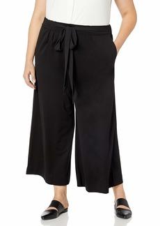 Joan Vass Women's Plus Size Culottes