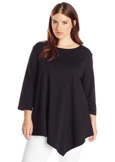 Joan Vass Women's Plus Size Tunic