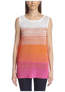 Joan Vass Women's Space Dye Tunic