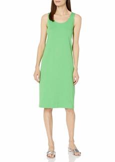 Joan Vass Women's Tank Dress