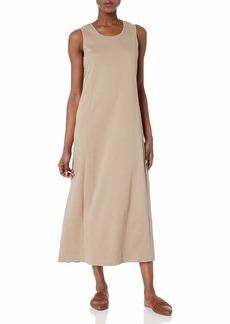 Joan Vass Women's Tank Maxi Dress