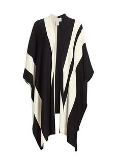 Joan Vass Petite Stripe Wrap
