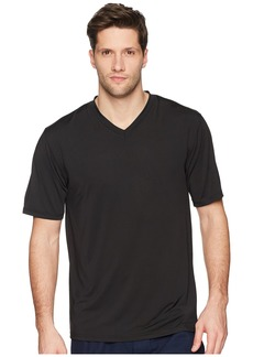 Jockey 92 Poly/8 Span Short Sleeve Sleep Crew