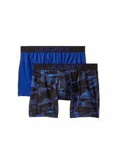 Jockey Athletic Rapidcool Boxer Brief 2-Pack