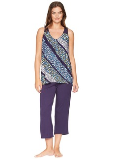 Jockey Capris Pajama Set