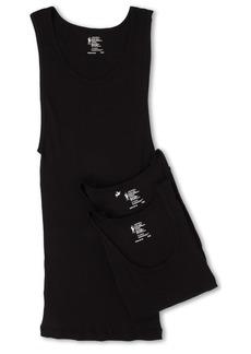 Jockey Cotton A-Shirt 3-Pack
