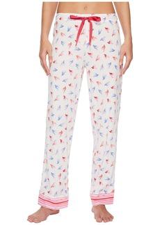 Jockey Cotton Jersey Printed Long Pants