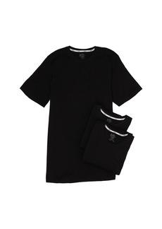 Jockey Cotton Slim Fit Crew Neck T-Shirt 3-Pack