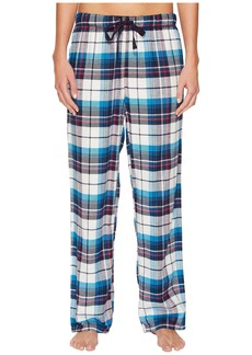 Jockey Flannel Plaid Pants