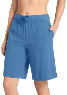 Jockey Cotton Bermuda Pajama Shorts