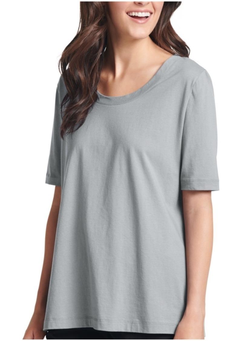 Jockey Everyday Essentials Cotton Short Sleeve Sleep T-Shirt