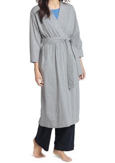 Jockey Long Cotton Wrap Robe