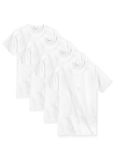 Jockey Men's 3+1 Bonus Pack Staycool And Cotton Undershirts