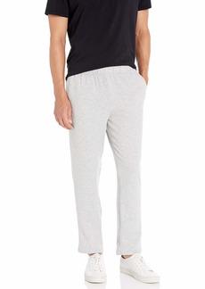 Jockey Men's Active Basic Straight Leg Sweatpant Light Heather Grey-03005