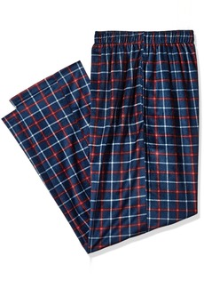 Jockey Men's Matte Silky Fleece Pajama Pant