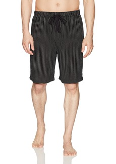 Jockey Men's Printed Rayon Woven Pajama Short