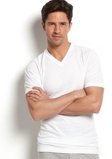 jockey men's tagless slim-fit v-neck Undershirt 3-pack