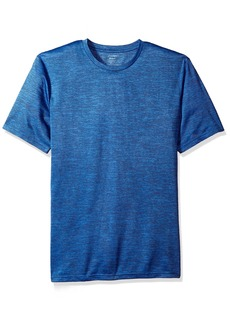 Jockey Men's Tech Knit Crew Neck Lounge T-Shirt
