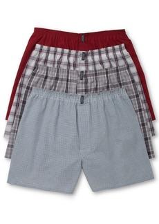 Jockey Men's Underwear, Classic Full Cut Boxer 4 Pack