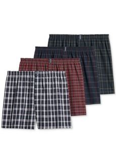Jockey Men's Underwear, Classic Full Cut Boxer 4 Pack