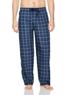 Jockey Men's Yarn Dye Woven Pajama Pant