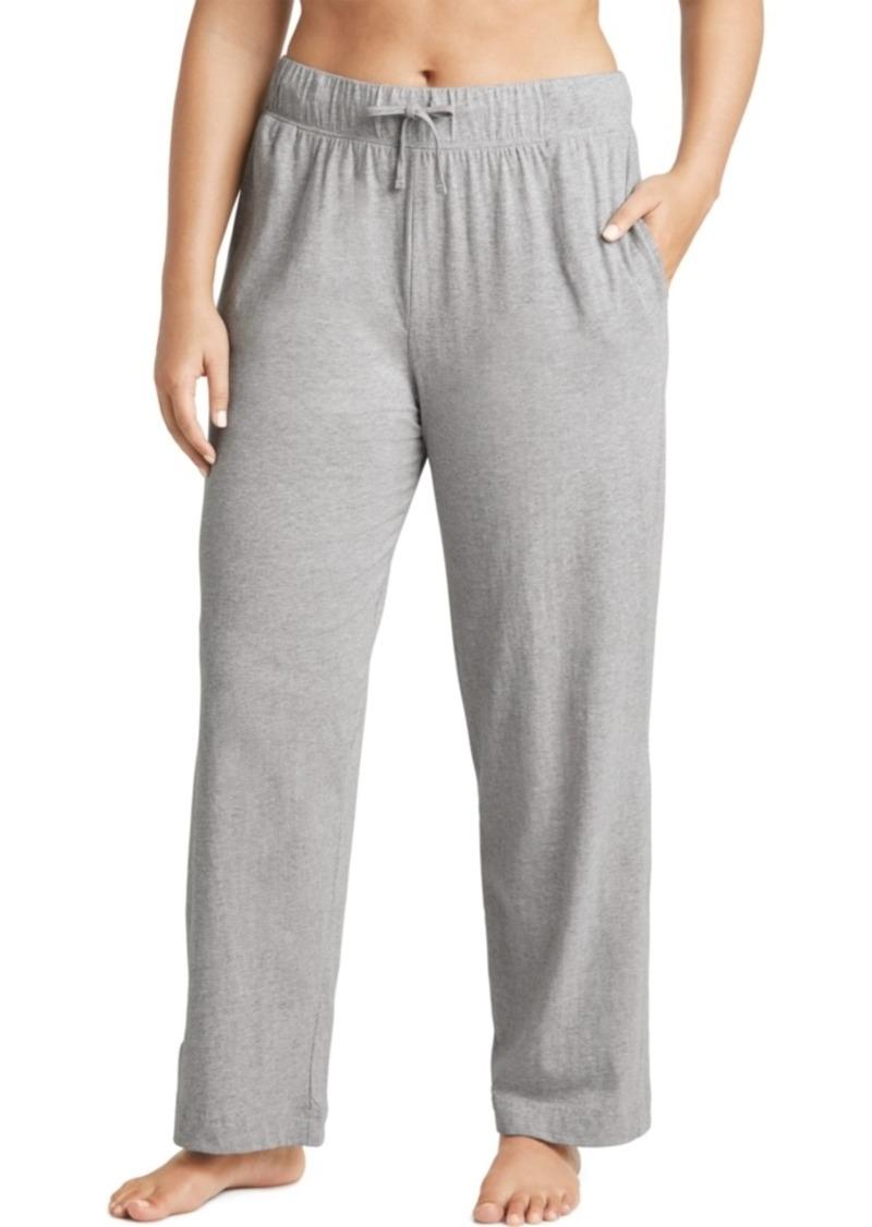 Jockey Plus Size Everyday Essentials Cotton Pajama Pants