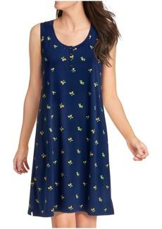 Jockey Retro Henley Stretch Nightgown