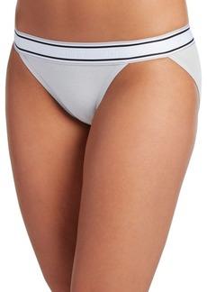 Jockey Retro Stripe String Bikini Briefs