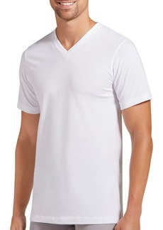 Jockey Three-Pack Slim-Fit Cotton V-Neck T-Shirts