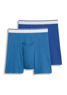 Jockey Two-Pack Pouch Boxer Briefs
