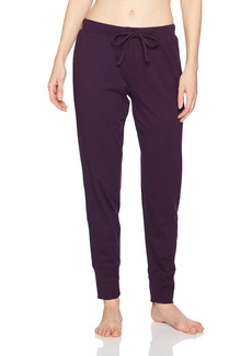 Jockey Women's 100% Cotton Jogger Pant  L