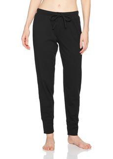 Jockey Women's 100% Cotton Jogger Pant  XL