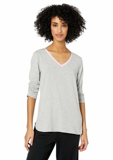 Jockey Women's 3/4 Sleeve Sleep TOP  M