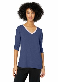 Jockey Women's 3/4 Sleeve Sleep TOP  S