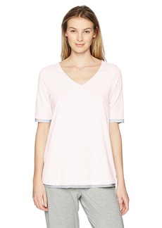 Jockey Women's Above Elbow Sleep Top  M