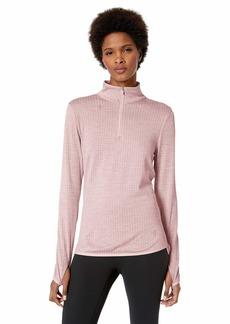 Jockey Women's Active Half Zip Pullover Top