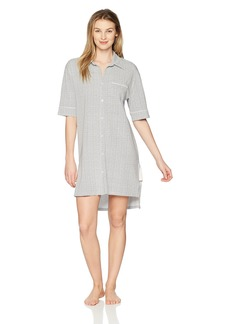 Jockey Women's Boyfriend Sleepshirt  XL