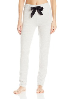 Jockey Women's Brushed Sweater Knit Long Pant