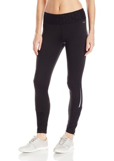 Jockey Women's Burnout Microfleece Ankle Legging  M