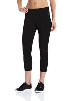 Jockey Women's Capri Legging with Wide Waistband  X-Large
