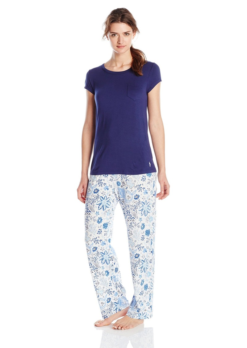 Jockey Jockey Women s Cotton Paisley Pajama Set Now  29.74 e963f1477