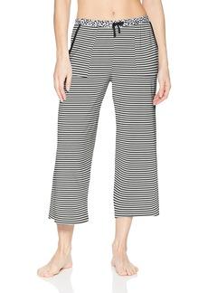 Jockey Women's Cropped Pajama Pant  M