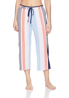 Jockey Women's Cropped Sleep Pant  L