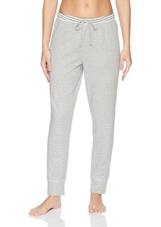 Jockey Women's Double FACE Knit Long Pant  XL