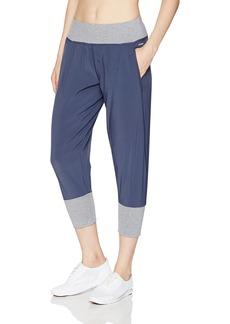 Jockey Women's Easy Breezy Strech Woven Pant  L