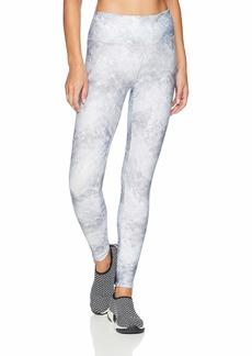 Jockey Women's Fashion Printed 7/8ths Legging high Rise