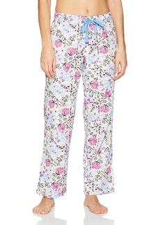 Jockey Women's Flannel Long Pant  M