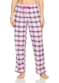 Jockey Women's Flannel Long Pant  S