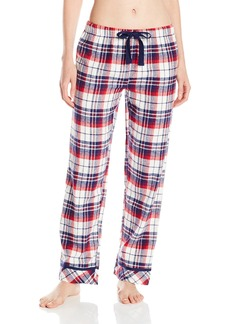 Jockey Women's Flannel Plaid Long Pant