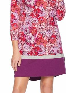 Jockey Women's Floral Night Dress  L